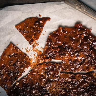 Bacon Bourbon Brittle