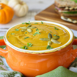 The Ultimate Creamy Winter Squash Soup