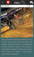 Screenshot of Juegos de Carreras de Motos
