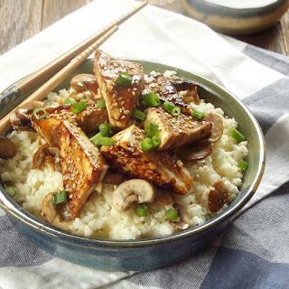 Vegan Mushroom Tofu Recipes