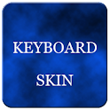 Blue Foggy Keyboard Skin icon