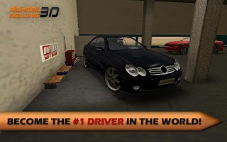 Screenshot of School Driving 3D