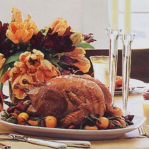 ... dish 7 sage butter roasted turkey with cider gravy roast turkey with