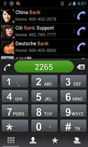 【免費通訊App】RocketDial Galaxy S alikeTheme-APP點子