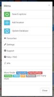 Screenshot of Toilet Finder