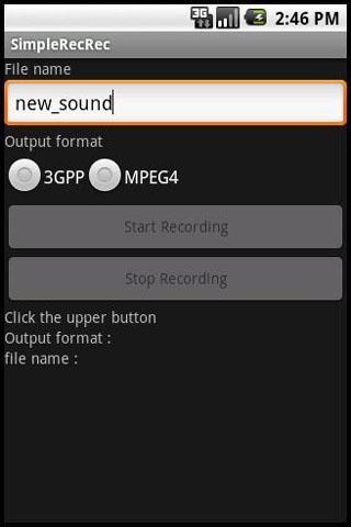 免費音樂App|SimpleRecRec|阿達玩APP