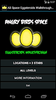 Screenshot of AB Space Eggsteroids Guide