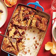 Apple-Stuffed Strata
