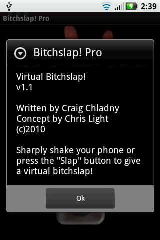 Virtual Bitchslap Pro