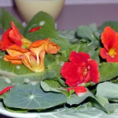 Summer Flower Salad