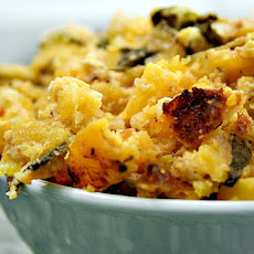 Orange Winter Squash Casserole