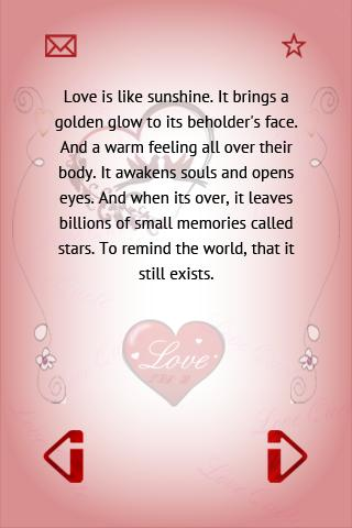 Love Quotes And Romantic SMS