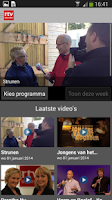 Screenshot of RTV Drenthe