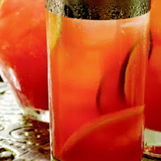 Campari Açaí Brunch Punch