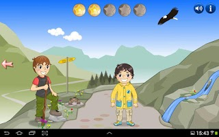 Screenshot of Kids Dress-Up Adventure Free