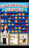 Screenshot of Supermarket Scramble Demo