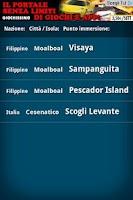 Screenshot of Diving LogBook