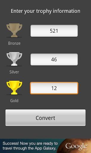 Trophy Converter - Free