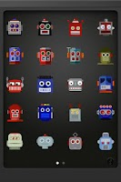 Screenshot of Robot Sounds (Free)