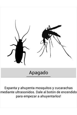 驅除蚊子,蟑螂