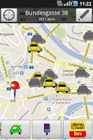 Screenshot of Nova Taxi