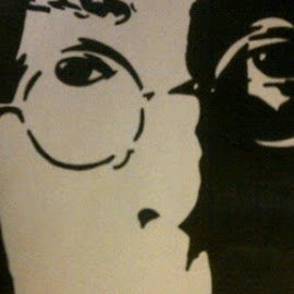 John Lennon  by Jessica Anderson - Drawing All Drawing