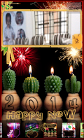 Screenshot of 2014 Camera Greeting Frames