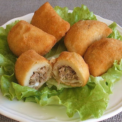 Meat Risoles