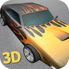 Fiery Car Parking Game