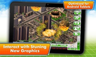 Screenshot of ZZSunset SimCity™ Deluxe