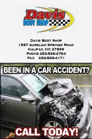 Davis Body Shop Inc