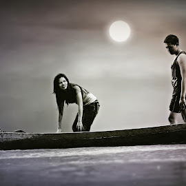 Until The End of The Time by Awi Deskabelly - People Couples