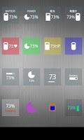 Screenshot of Nice Simple Widgets (Donation)