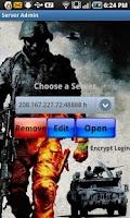 Screenshot of BFBC2 Admin tool bf4