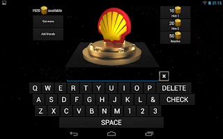 Screenshot of 3D Logo Quiz