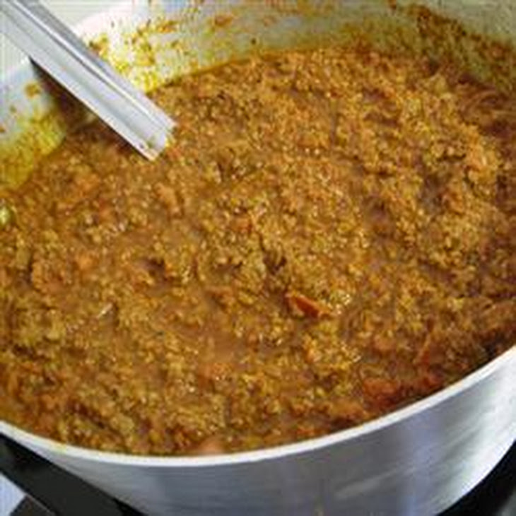 Grandma Slattery's Michigan Sauce