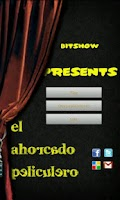 Screenshot of Ahorcado Peliculero Free