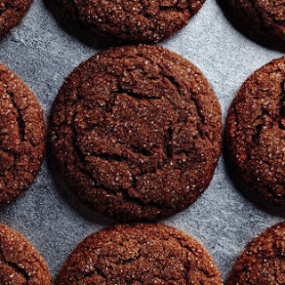 Dark Molasses Cookies Chewy Recipes