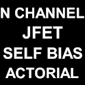 JFET Self Bias Tutorial icon