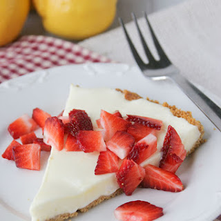 Marshmallow Lemon Tart