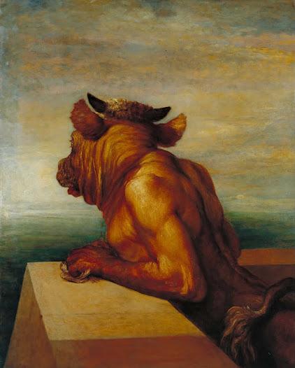 Watts george Frederic, Minotauro