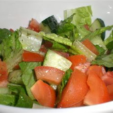 Lemon Vinaigrette Salad