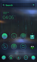 Screenshot of Tech tuning dodol theme
