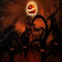 Halloween Style Go SMS Pro icon