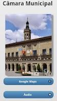 Screenshot of Zaragoza Audioguia, Espanha