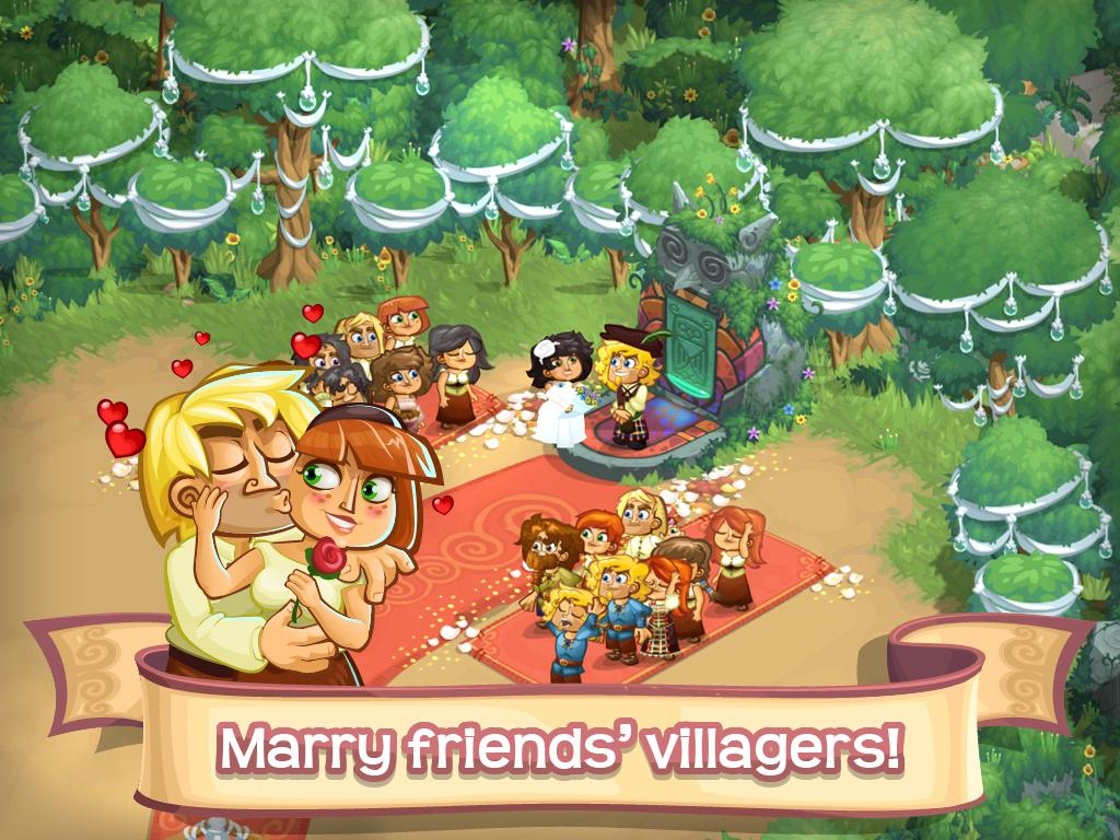 Village Life: Love & Babies Screenshot 4