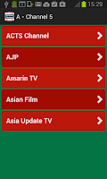 Screenshot of TV from Thailand