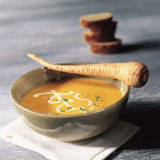 Parsnip and Carrot Soup