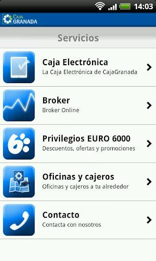 CajaGRANADA Banca Online