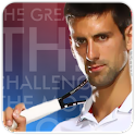 Novak Djokovic Official icon
